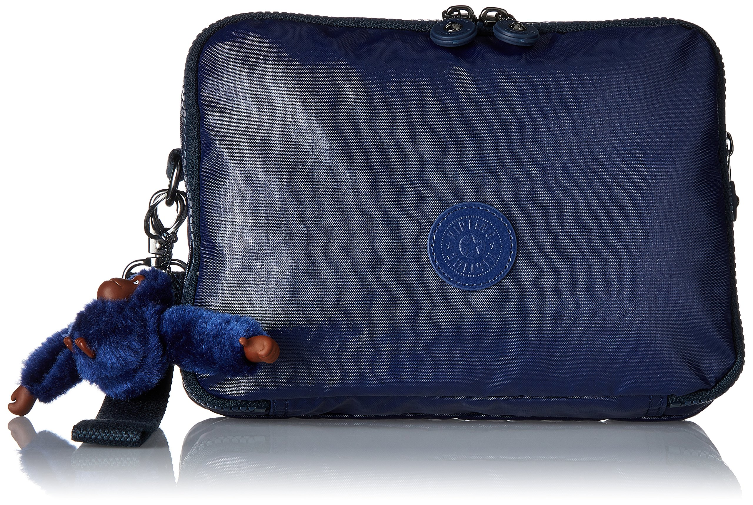 Kipling - DONNICA - Babybag with changing mat - Lacquer Indigo - (Purple)