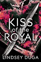 Kiss of the Royal Kindle Edition