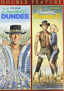 com the gods must be crazy i the gods must be crazy ii  crocodile dundee crocodile dundee ii double feature