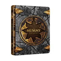 La Mummia: La Trilogia (Steelbook) (3 Blu-Ray) [Italia] [Blu-ray]