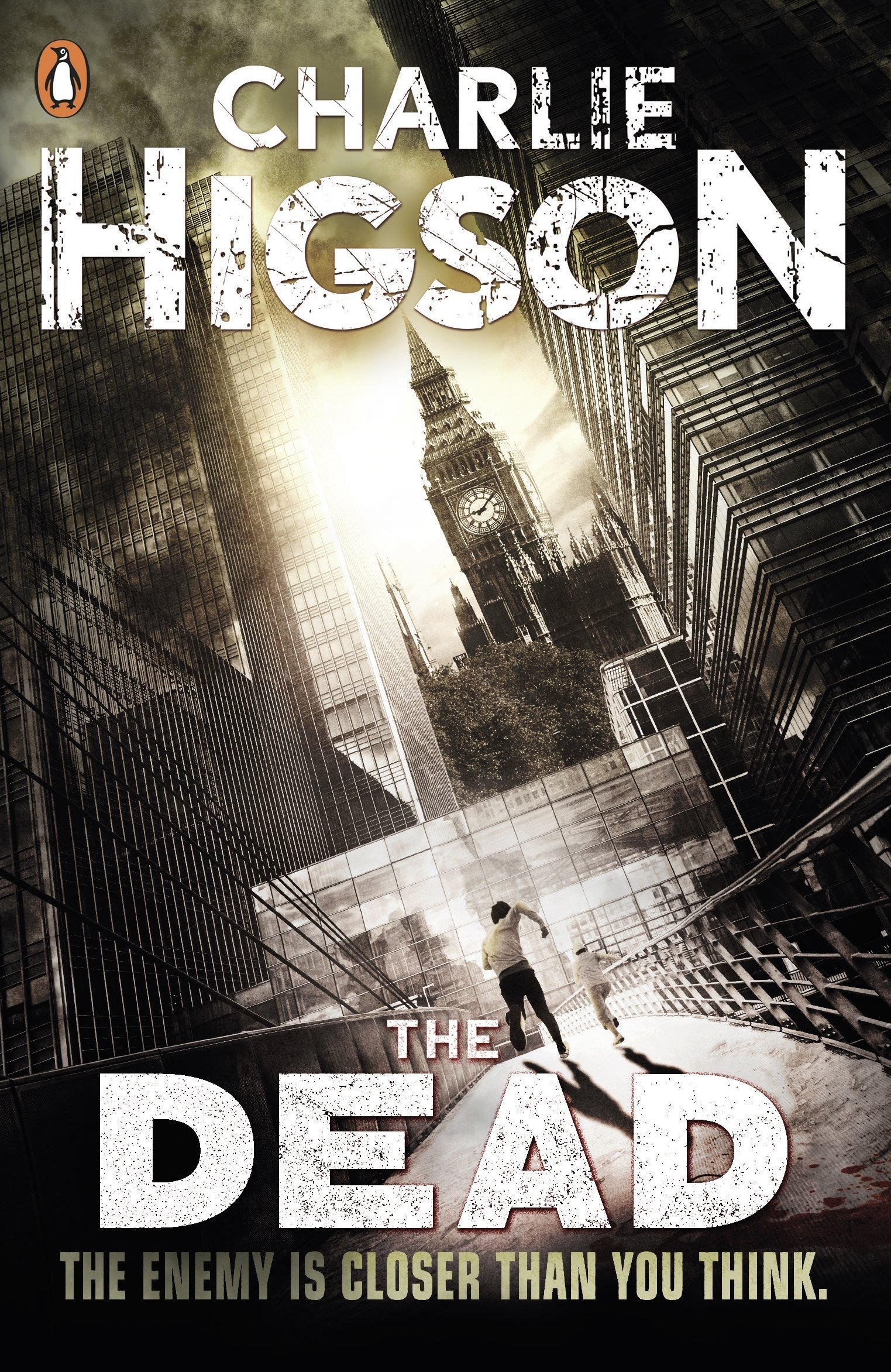 Enemy Book Series Charlie Higson Collection 7 Books Set (the Enemy, The  Dead, The Fear, The Sacrifies, The Fallen, The Hunted, The End ): Charlie  Higson: