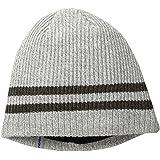 6b7170f2 FU-R Headwear Turtle Fur Men's Mr. Happy, Fleece Lined Slouchy Knit Beanie