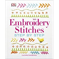 Embroidery Stitches Step-by-Step