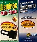 Liendrex Lice Control Complete Combo