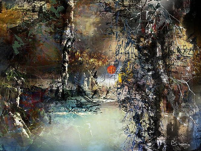 Amazon com: Sonata Tempest (Limited Edition on Fine Art Paper