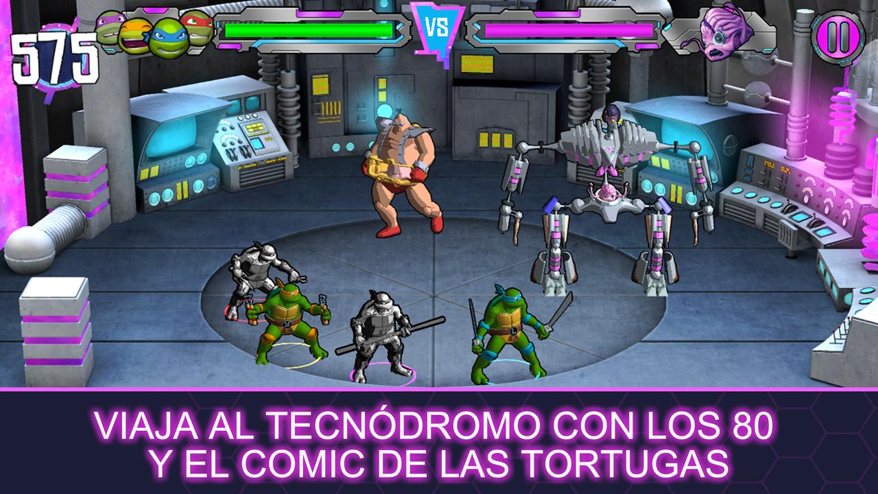 Las Tortugas Ninja Portal Power: Amazon.es: Appstore para ...