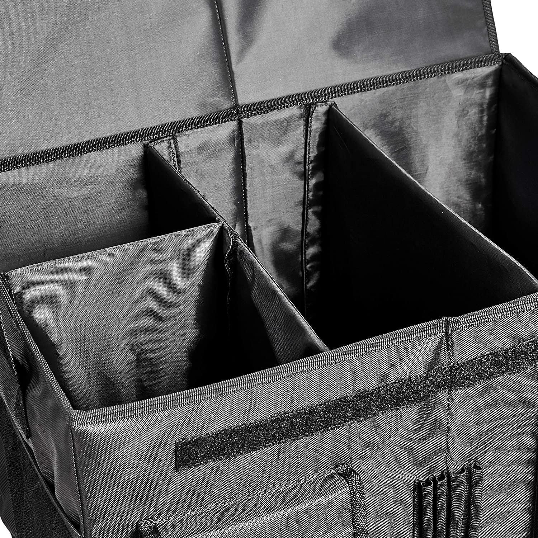 Basics Faltbarer Kofferraum-Organizer mit Deckel