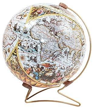 Ravensburger historical world map puzzleball jigsaw on v stand 540 ravensburger historical world map puzzleball jigsaw on v stand 540 pieces gumiabroncs Choice Image