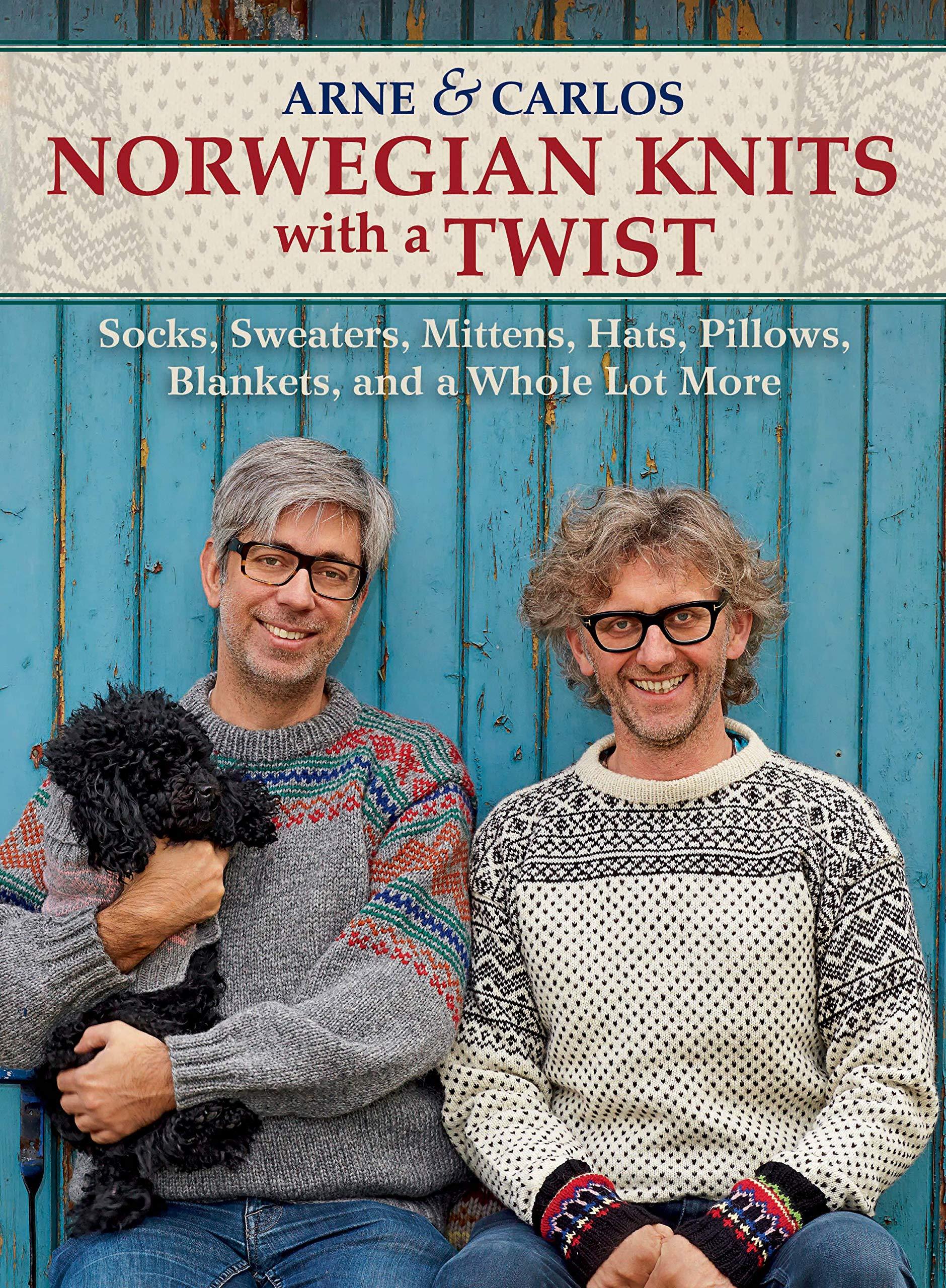 Amazon Com Trafalgar Square Books Norwegian Knits With Twist 0884733852057 Arne Carlos Nerjordet Arne Zachrison Carlos Books