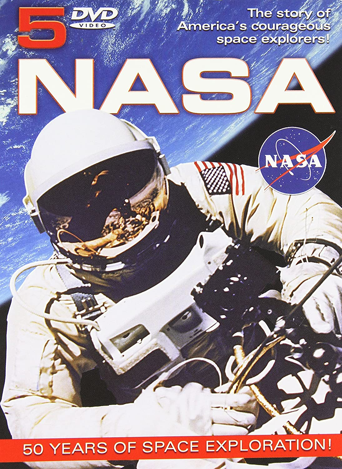 com nasa years of space exploration movies tv