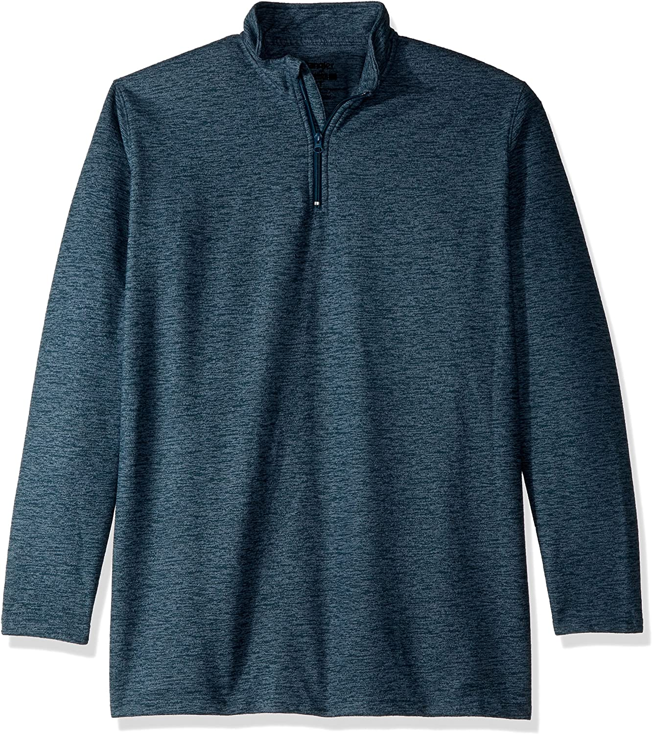 Wrangler Riggs Workwear Mens Big /& Tall 1//4 Zip Performance Pullover