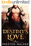 Destiny's Love: A Wolf Shifter Mpreg Romance (Savage Love Book 1)
