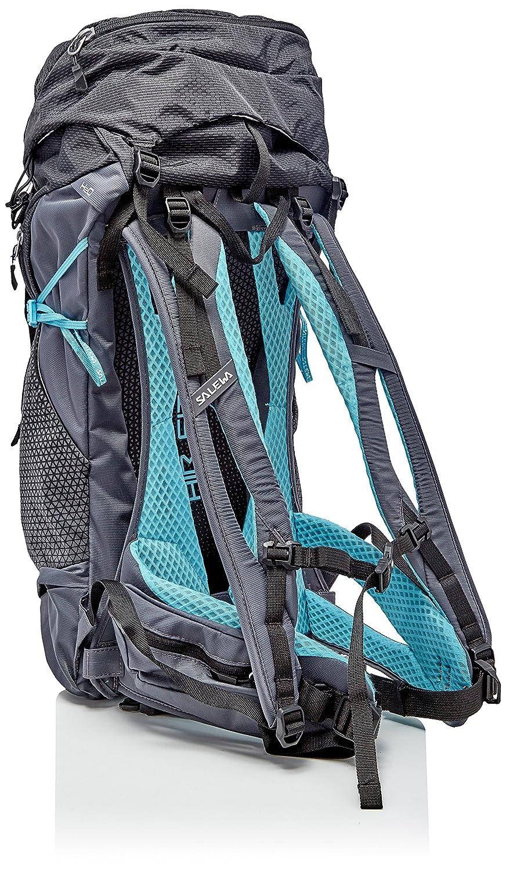 66bd4aadd1 Salewa Alp Trainer Zaino da Escursione, Donna, Black, Taglia Unica:  Amazon.it: Scarpe e borse