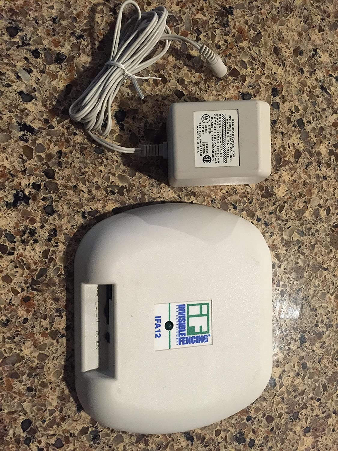 Amazon.com : Invisible Fence IFA 12 Indoor 700 Series Transmitter ...