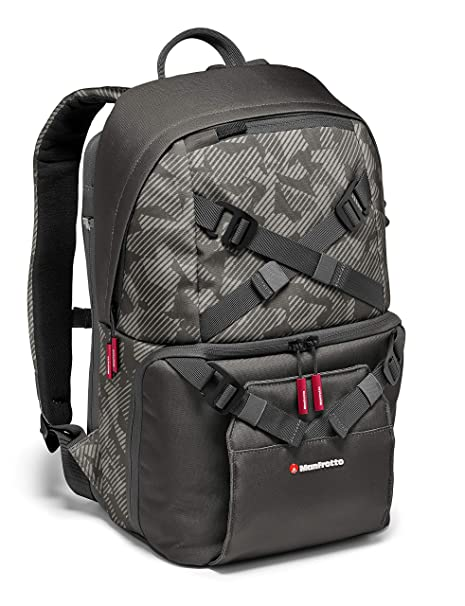 Manfrotto backpack 30 Zaino Grigio
