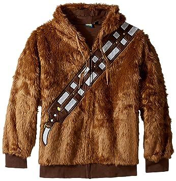 Star Wars - I am chewie chewbacca furry costume sudadera marron| m: Amazon.es: Deportes y aire libre