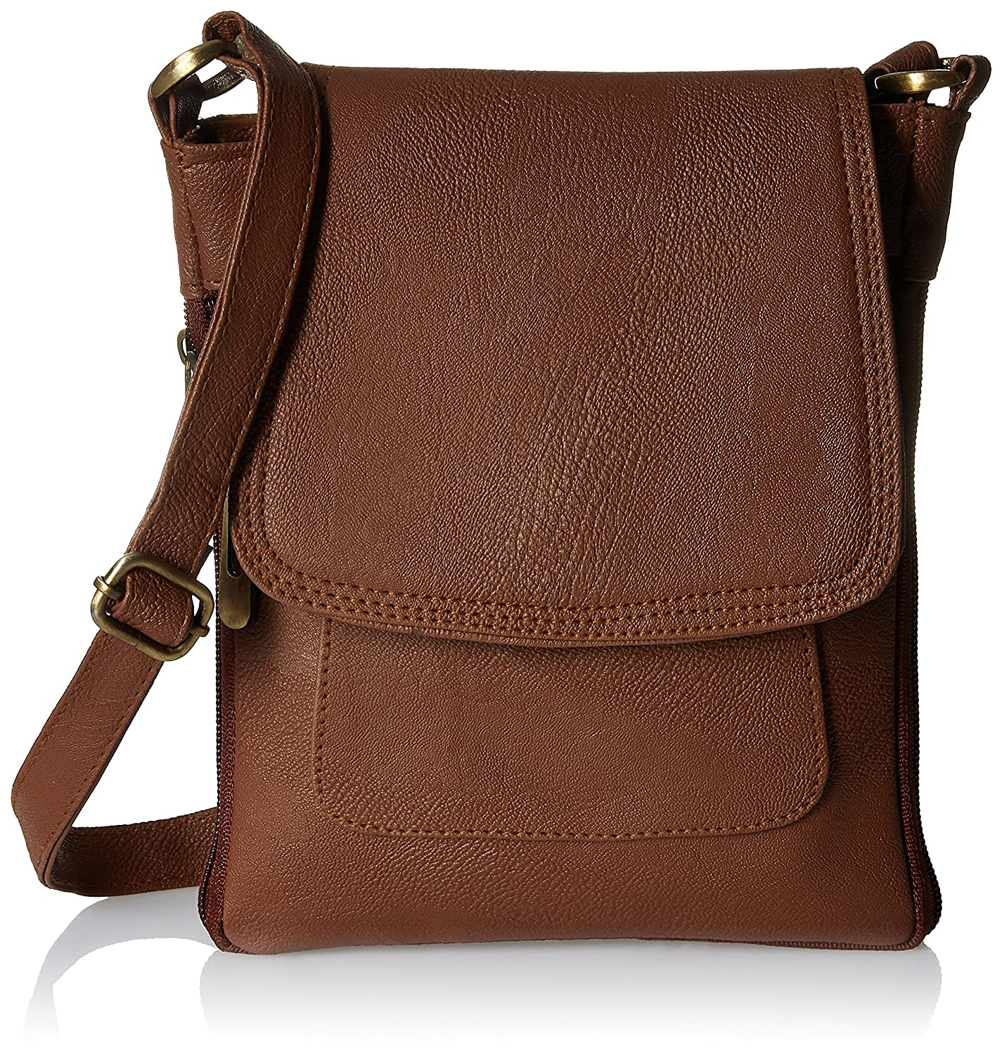 Alessia74 Women's Sling Bag (Tan) (PBG249I - 13081)