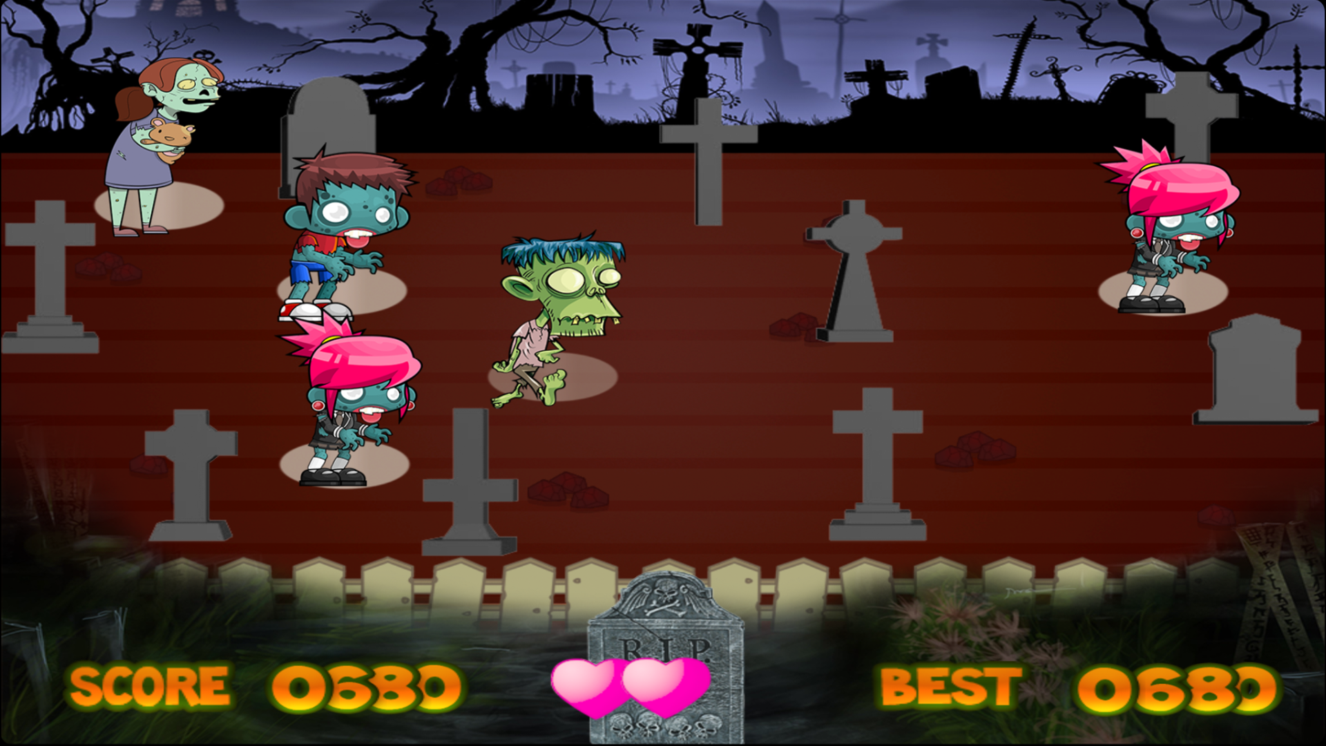 Whack Zombie Tap: Amazon.es: Appstore para Android