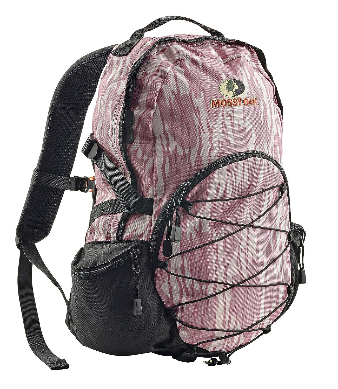 Mossy Oak Silverleaf 1 Day Pack, Pink