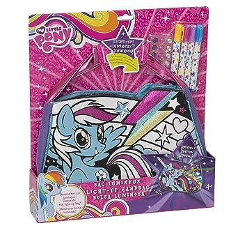 My Little Pony Tasche Zum Ausmalen Mlpc045 00 Amazon De Spielzeug
