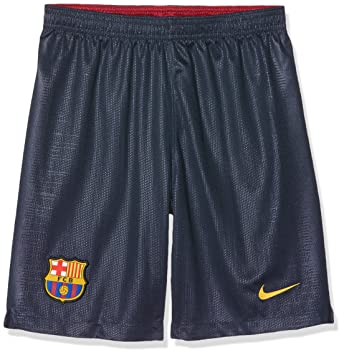 Nike FCB Y Nk BRT Stad Short Hm Shorts, Unisex niños: Amazon.es: Deportes y aire libre