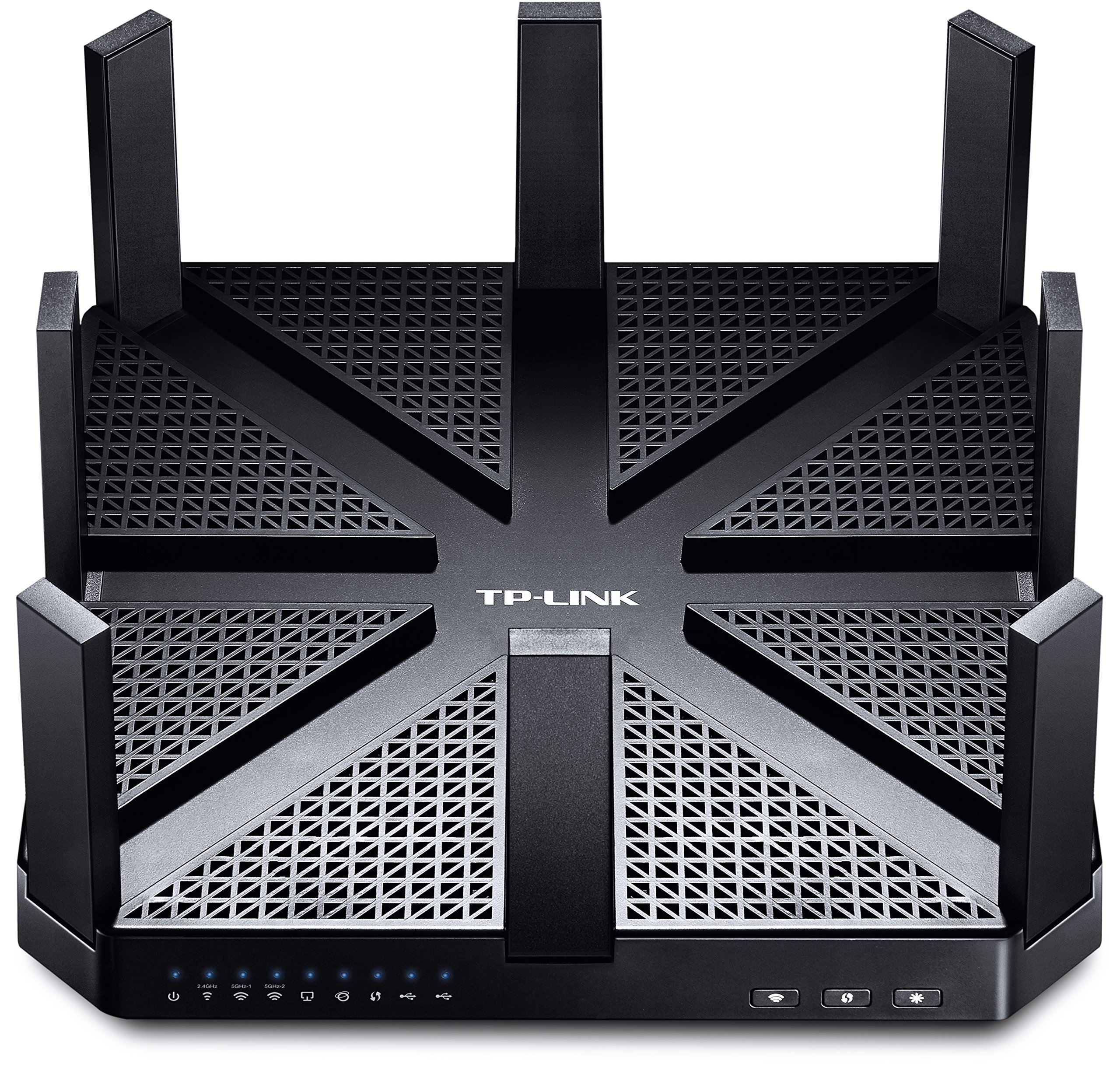 TP-Link AD7200 Wireless Wi-Fi Tri-Band Gigabit Router (Talon AD7200) by TP-Link