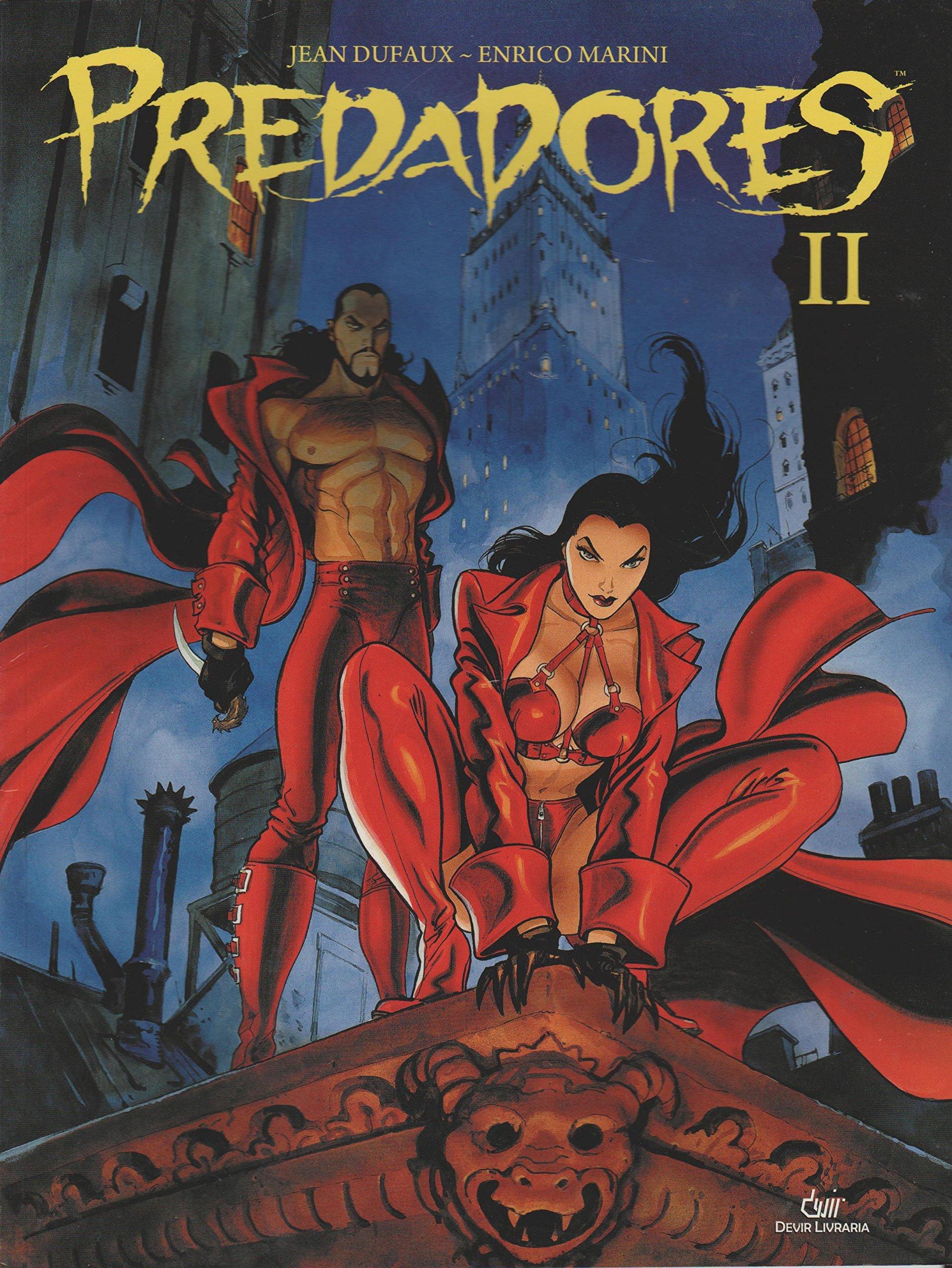Predadores - Volume 2 ebook