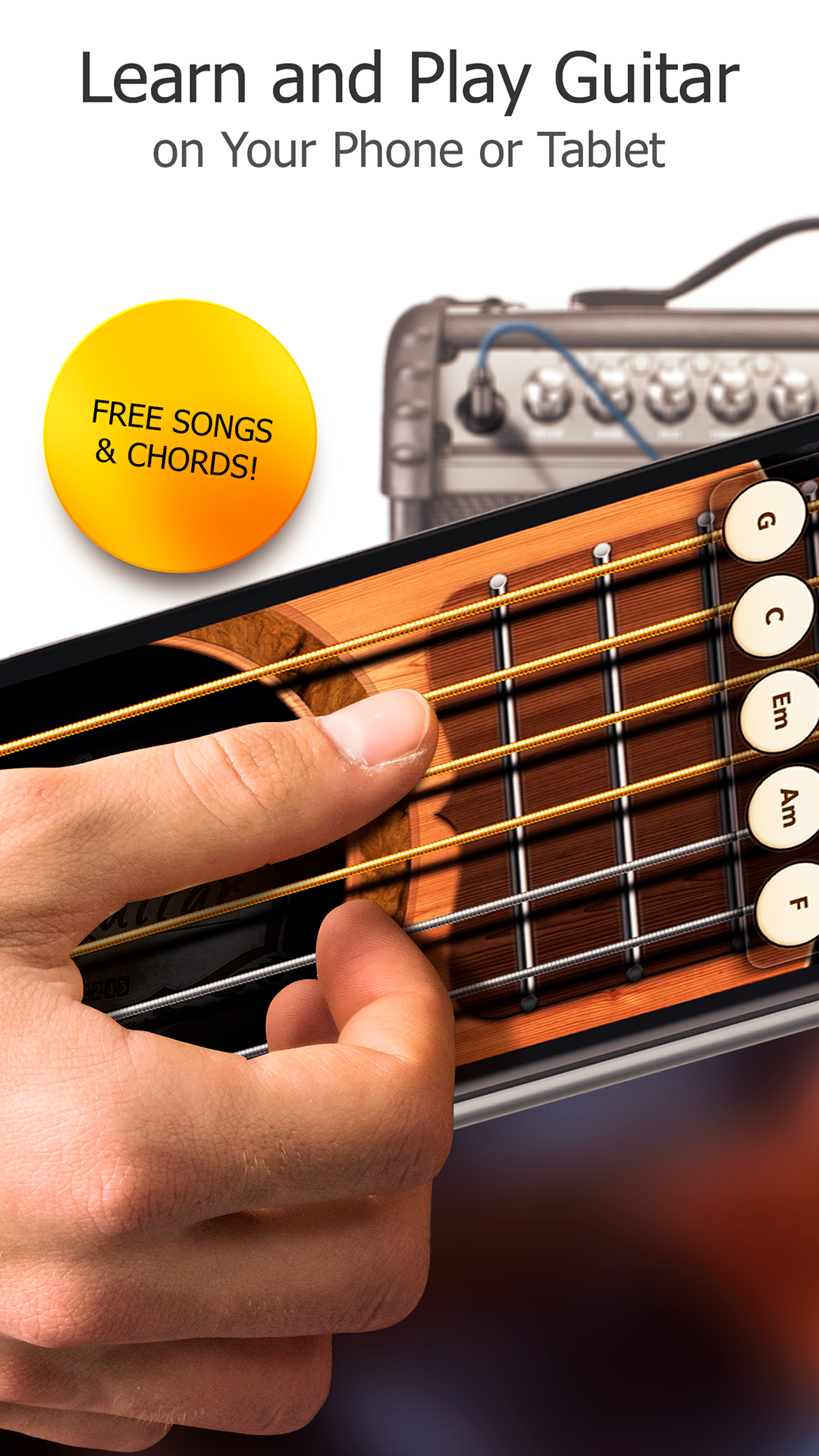 Amazon Real Guitar Free Chords Tabs Simulator Games