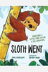 Sloth Went Kindle Edition