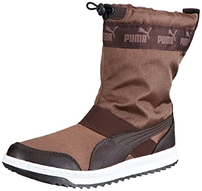 Puma Womens Snow Ankle Boot Wn s Snow Boots Brown Braun (chestnut 04) Size  4cfb4ae0c44