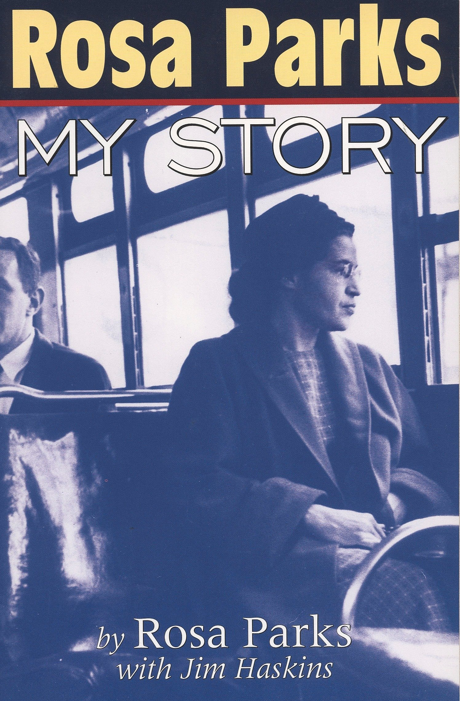 Image result for book cover rosa parks