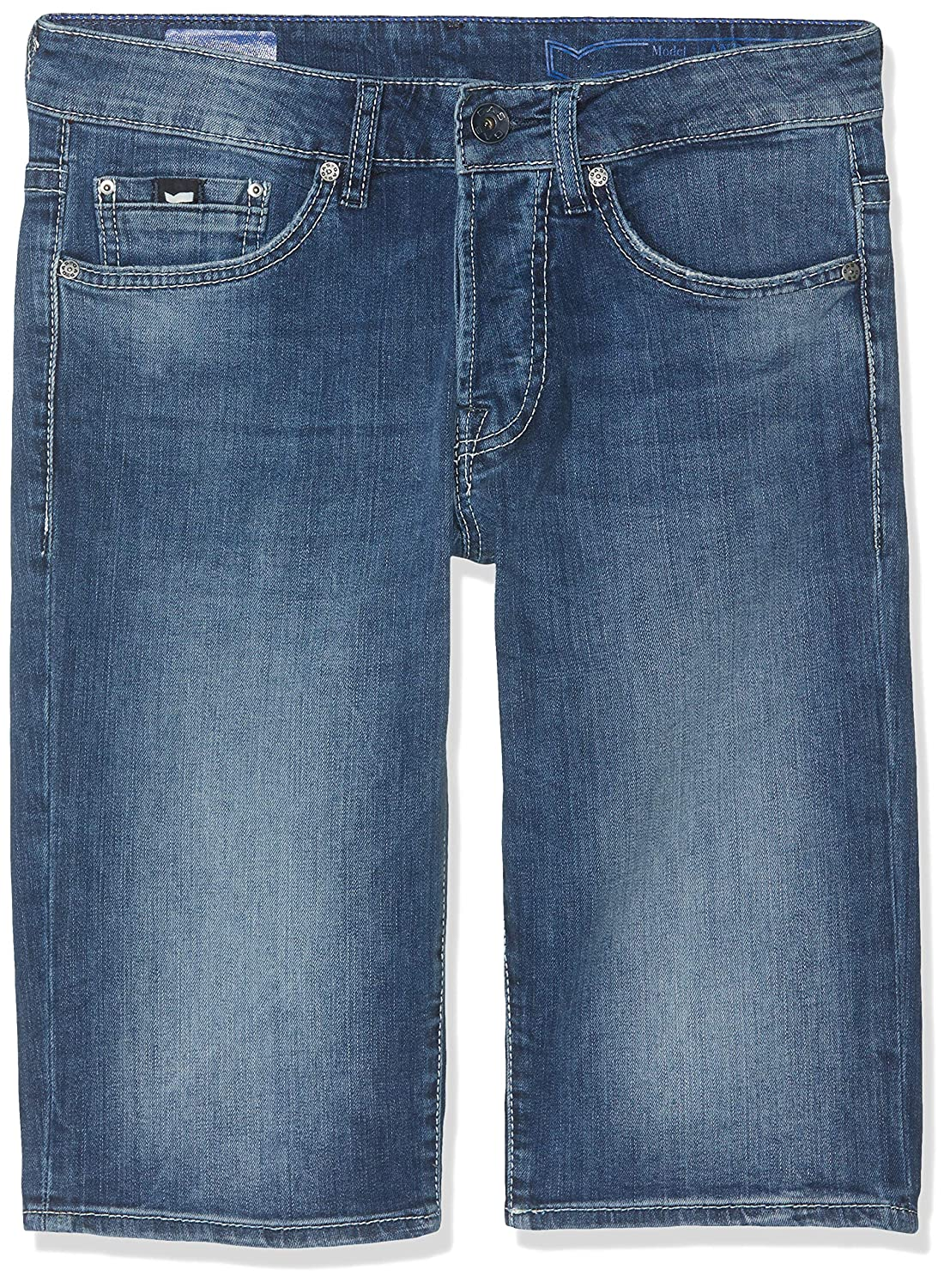 Gas Jeans Anders Short Vaqueros Slim para Hombre: Amazon.es ...