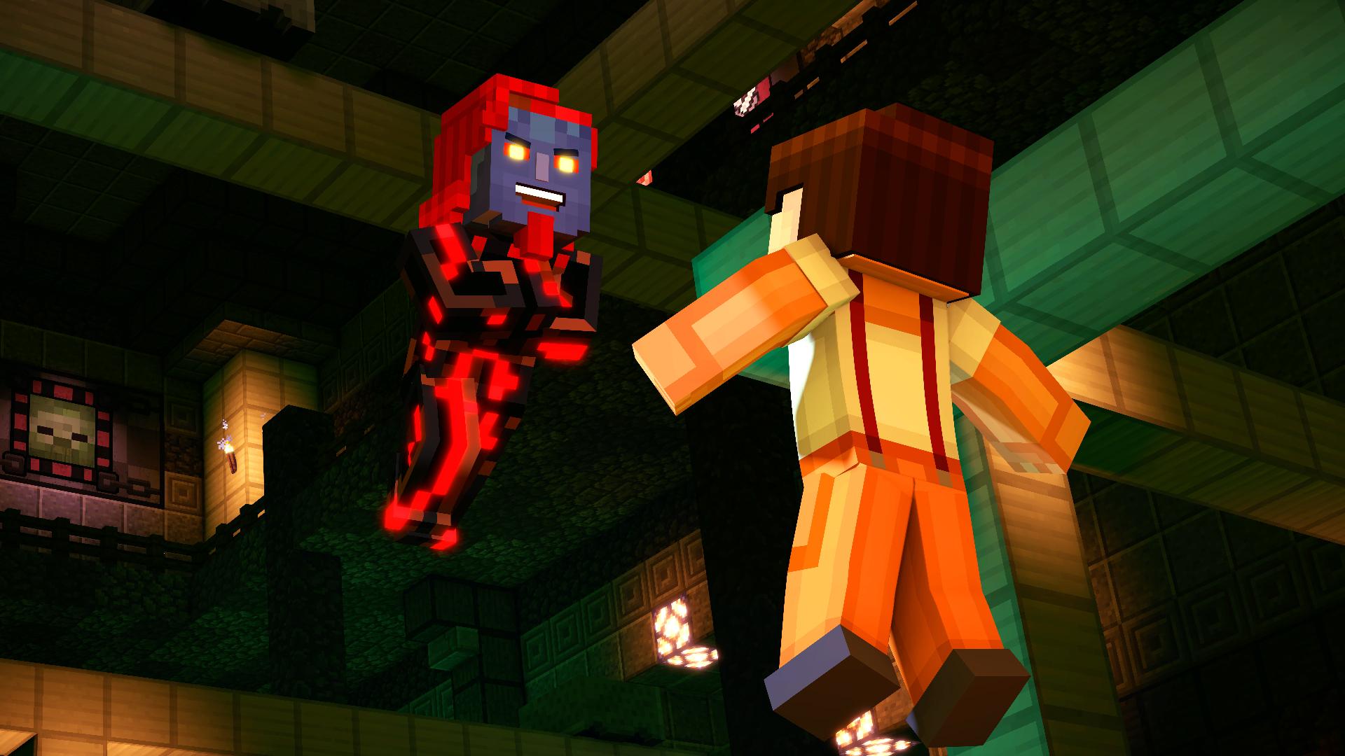Amazon com: Minecraft: Story Mode - Season Two [Steam download
