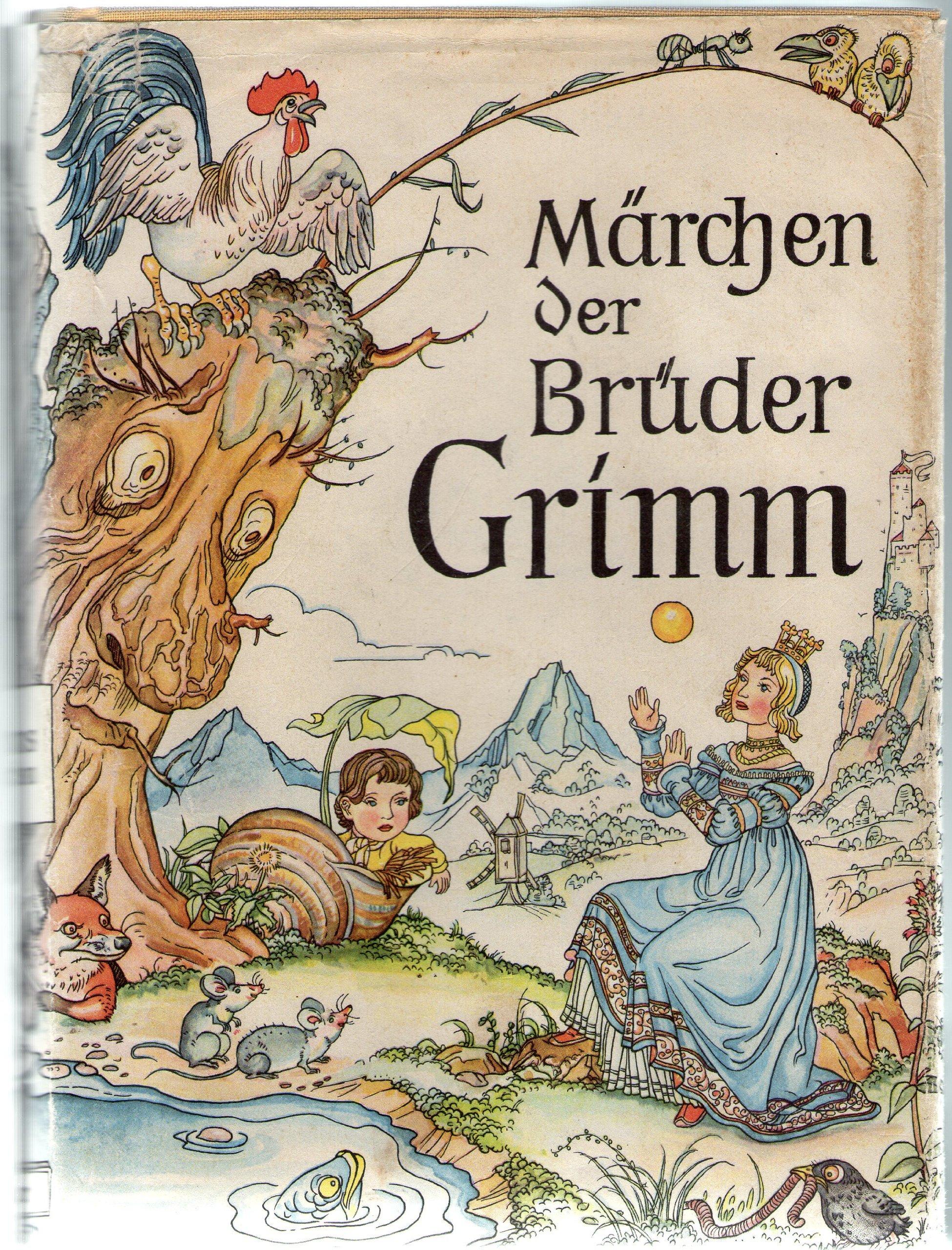 Die Gebrüder Grimm Film