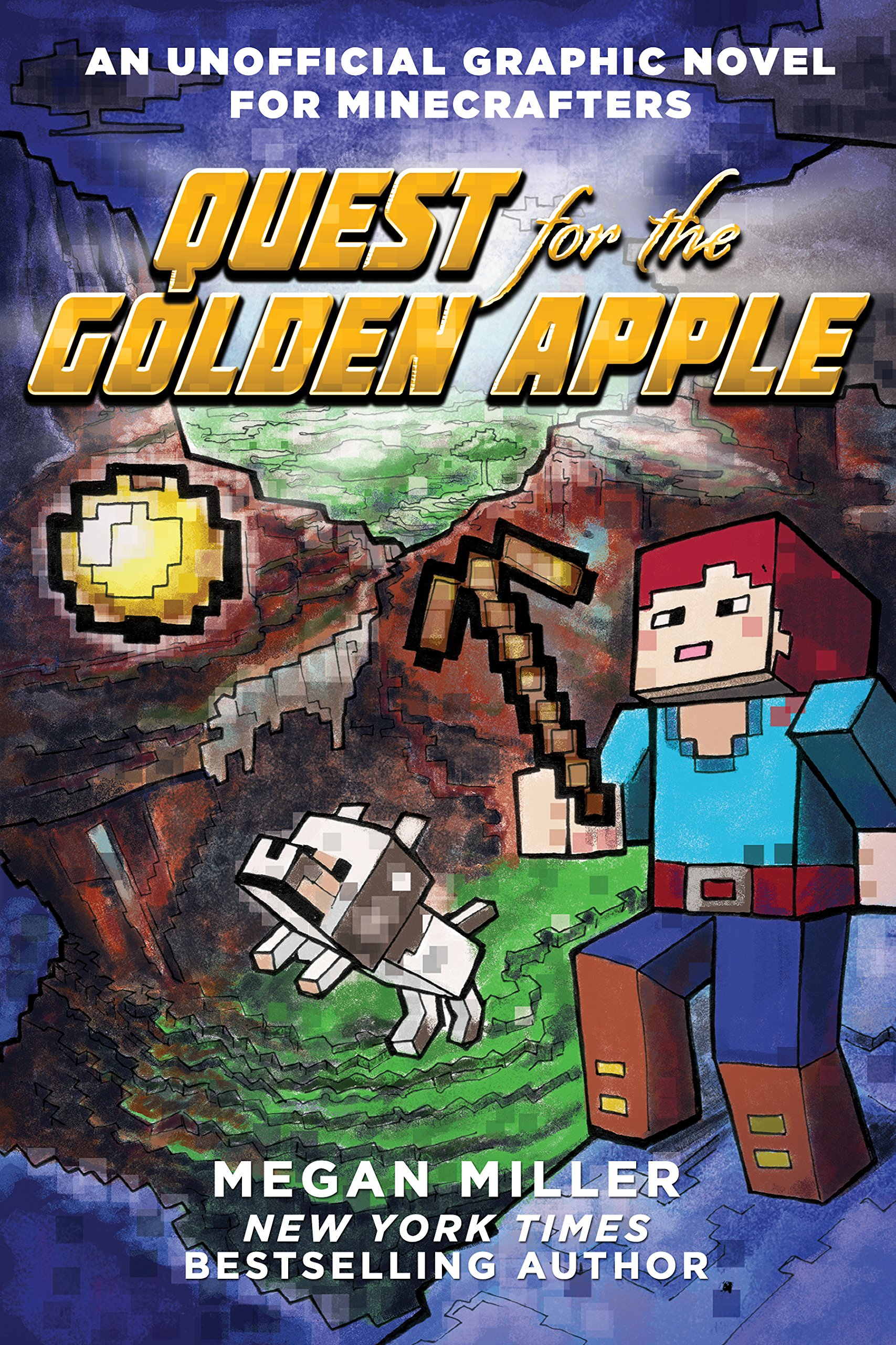 Quest Golden Apple Unofficial Minecrafters product image