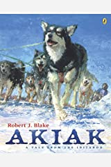 Akiak: A Tale From the Iditarod Paperback