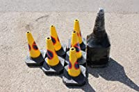 Traffic Cone No Parking/ No Waiting Pack Of 6
