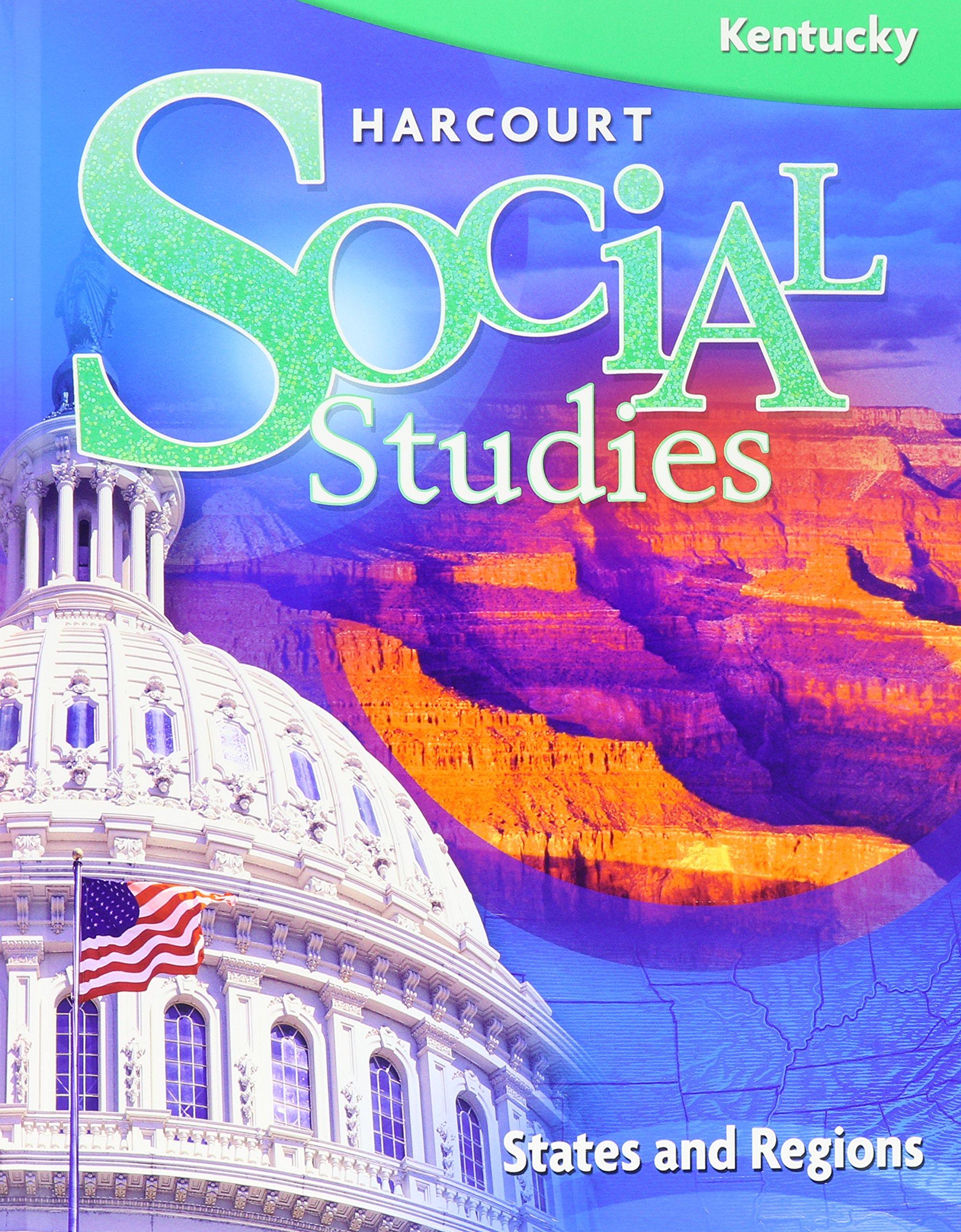 Download Harcourt Social Studies: Se Bundle States/Rgns 2008 pdf epub