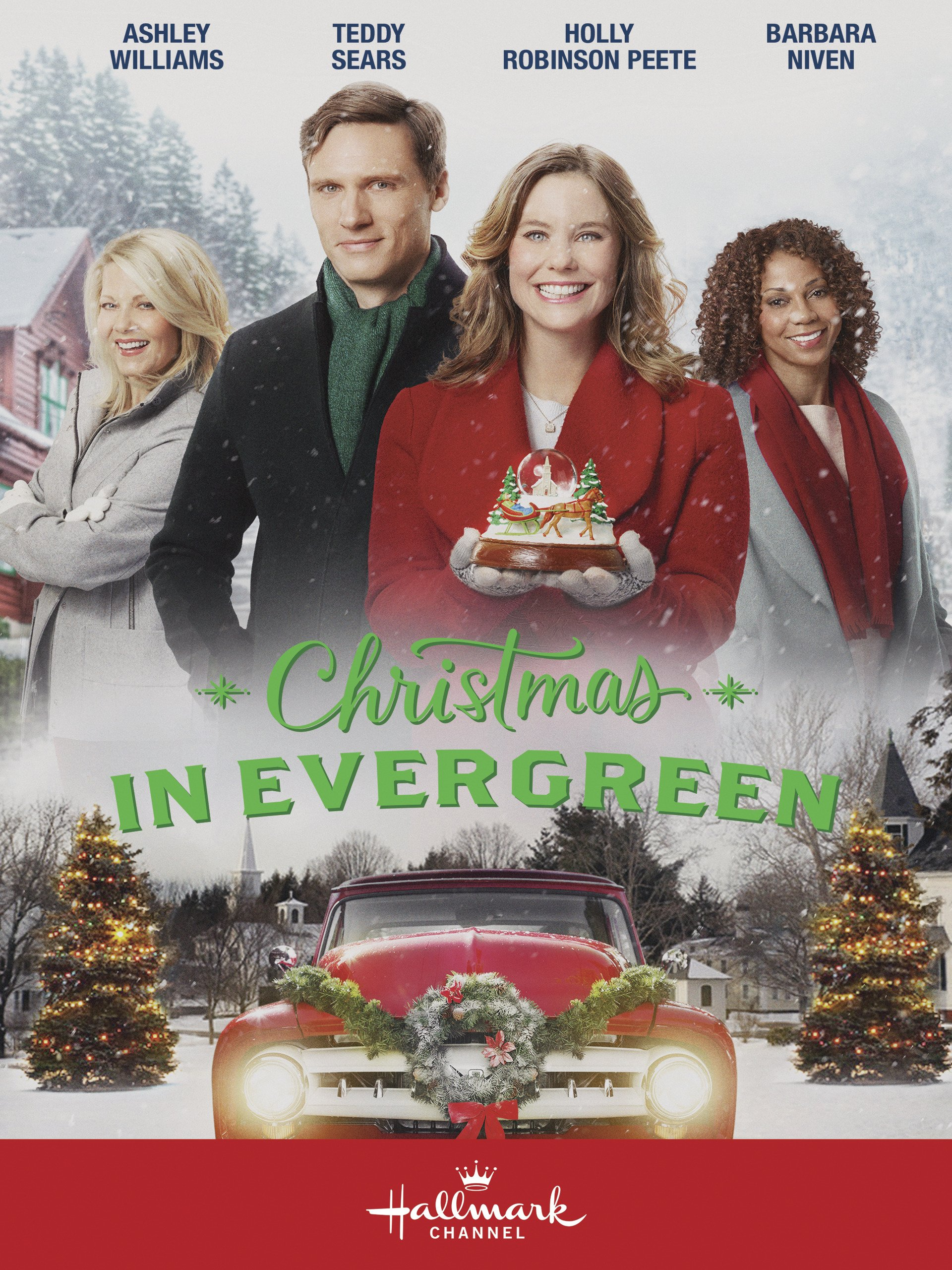 Christmas In Evergreen.Amazon Com Watch Christmas In Evergreen Prime Video