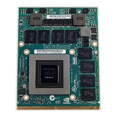 Amazon.com: HP 729547 – 001 tarjeta gráfica Nvidia Quadro ...