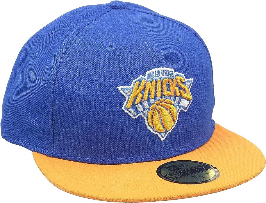 New Era Baseball Cap Mütze NBA Basic York Knicks 59Fifty Fitted ...