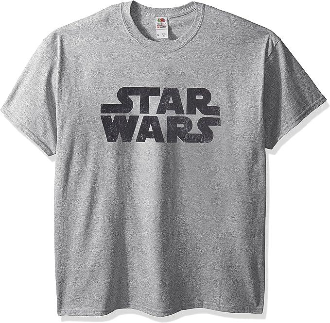 Amazon.com: Star Wars Men's Simplest Logo