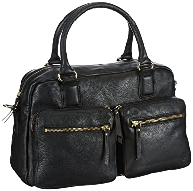 e57f88e4751b Marc O Polo Accessories Marina Bowling Bag Women s Bowling Bags Black  Schwarz (schwarz)