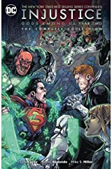 Injustice: Gods Among Us: Year Two - The Complete Collection (Injustice: Gods Among Us (2013-2016)) (English Edition) eBook Kindle