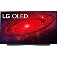 "LG OLED48CXPUB Alexa Built-In CX 48"" 4K Smart OLED TV (2020)"