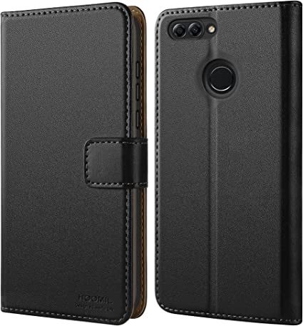 Felfy Kompatibel mit Huawei P Smart 2019 H/ülle,Kompatibel mit Huawei P Smart Handyh/ülle Leder Schutzh/ülle Magnetic Flip Case Gemalt Blume Muster PU Lederh/ülle Tasche Bumper mit Stand Function