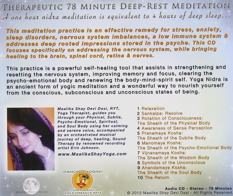 Yoga Nidra Audio Cd Free Download