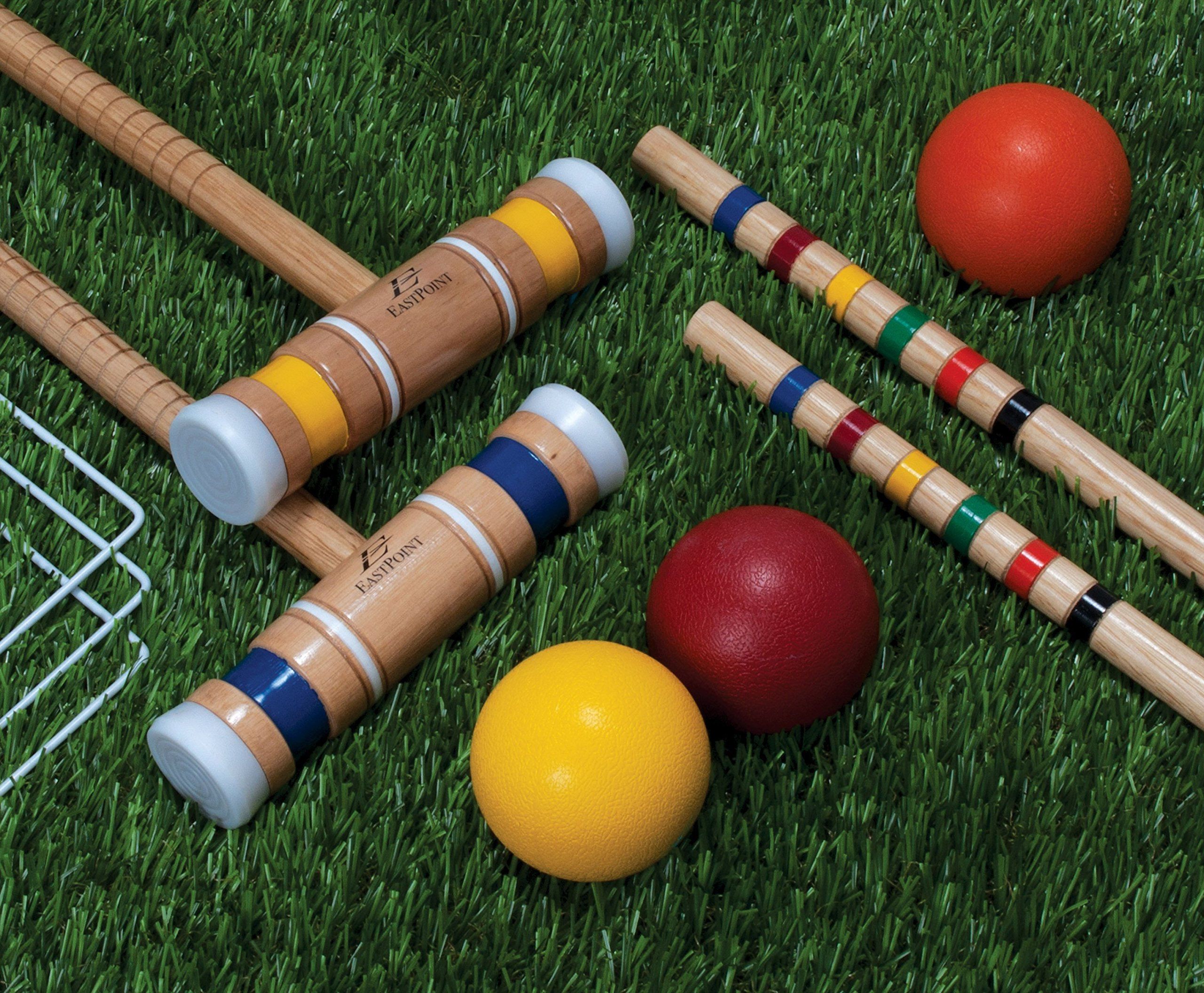 EastPoint Sports 6-Player Croquet Set with Caddy by EastPoint Sports (Image #8)