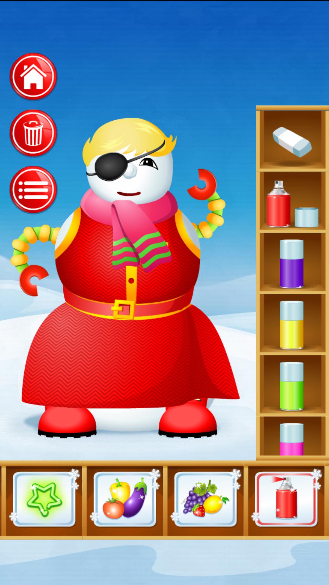 preschool dress up games 123 snowman free educational dress up for 532