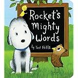 Rocket's Mighty Words (Oversized Board Book)